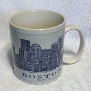 Excellent condition Starbucks Boston Mug